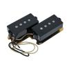 Fender Custom Shop ′62 Precision Bass Pickup, Black, Tonabnehmer für E-Bass