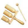 Tycoon TTW-3 Three-Tone Wood Block instrument perkusyjny