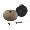 Meinl Sonic Energy STD1VB Stell Tongue Drum instrument perkusyjny, kolor Vintage Brown