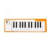 Arturia Microlab keyboard controller, orange