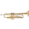 Jupiter JTR-500Q Bb trumpet, lacquered with case