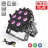 Flash LED PAR 64 SLIM 7x10W RGBW 15st