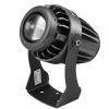 Eurolite LED Pinspot IP PST-10W 2700K czarny - oświetlacz zewnętrzny