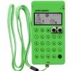 Teenage Engineering CA-X Rick & Morty uniwersalny case w kolorze zielonym
