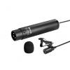 BOYA BY-M4OD Mikrofon krawatowy XLR- pojemnościowy- charakterystyka dookólna