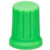DJ TECHTOOLS Chroma Caps Encoder Thin pokrętło (zielone)