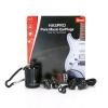 Haspro Pure Music Universal Earplugs, black (pair)