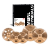 Meinl HCSB14161820 HCS Bronze Deluxe Set 14HH, 16TC, 18CR, 20RD