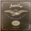 Aquila Super Nylgut concert ukulele strings, GCEA, high G