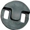 Tłumik skrzypcowy gumowy okrągły