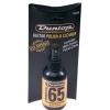 Dunlop 654 Guitar Polish + cleaning cloth