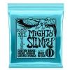 Ernie Ball 2228 Mighty Slinky struny do gitary elektrycznej 8.5-40