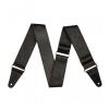 Fender 2″ Tooled Leather Strap BLK pasek do gitary