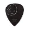 Dunlop 447PJR 1.38 mm Jim Root nylon zestaw kostek gitarowych 6 sztuk