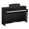 Yamaha CLP 745 B Clavinova digital piano, black walnut