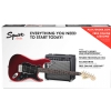 Fender Squier Affinity Stratocaster HSS Pack Candy Apple Red
