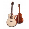 Furch Red Deluxe Gc LC LR Baggs Anthem electro-acoustic guitar