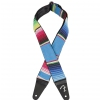 Fender 2″ SERAPE STRAP - BLUE MULTI