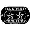 Danmar 210DK Star Powerdisc Patch für Schläger (doppelt)
