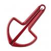 Schwarz 844966 Drumla Matowe, kolor czerwony, 56mm, Nr. 6