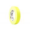 Gaffer PG24FYL fluorescent masking tape, 24mm x 25m, yellow