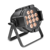 Cameo P ST DTW 12 x 10 W Tri-LED STUDIO PAR with variable White Light and Dim-to-Warm Control