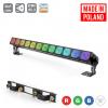 Flash LED WASHER 12x30W RGBW 4in1 COB VINTAGE