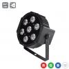 Flash LED PAR 56 7x10W 4w1 RGBW