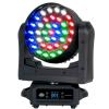 American DJ Vizi Wash Z37 professional moving head wash fixture with variable motorized zoom