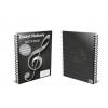 AN Zeszyt do nut/notatnik Akordy + Harmonia,  A4, 100 stron