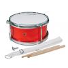 Hayman JSD-010-MR Junior-Snare Drum 10″ red metallic