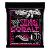 Ernie Ball 2723 Cobalt 9-42 Saiten für E-Gitarre