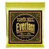 Ernie Ball 2556 Coated 80/20 Bronze Saiten für akustische Gitarre