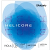 D′Addario Helicore H-412 Long Scale Viola Single D String
